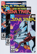 Modern Age (1980-Present):Science Fiction, Star Trek #2-32 Capital City Collection Group (DC, 1980s)Condition: Average NM.... (Total: 34 Comic Books)