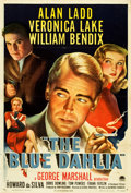 "Movie Posters:Film Noir, The Blue Dahlia (Paramount, 1946). One Sheet (27"" X 41"").. ..."