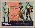 """Movie Posters:Adventure, The Pride and the Passion (United Artists, 1957). Half Sheet (22"""" X 28"""") Style A. Adventure.. ..."""