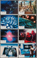 "Movie Posters:Science Fiction, Star Trek: The Motion Picture (Paramount, 1979). Lobby Card Set of8 (11"" X 14""). Science Fiction.. ... (Total: 8 Items)"