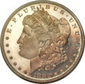 Proof Morgan Dollars, 1882 $1 PR65+ Cameo PCGS....