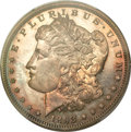 Proof Morgan Dollars, 1893 $1 PR64 Cameo PCGS....