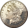 Proof Morgan Dollars, 1883 $1 PR63 PCGS....