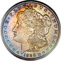 Proof Morgan Dollars, 1888 $1 PR65 PCGS. VAM-25....