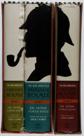 Books:Mystery & Detective Fiction, Sir Arthur Conan Doyle. The New Annotated Sherlock Holmes.New York: Norton, [2005-2006]. First edition of this new ...(Total: 3 Items)