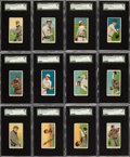 Baseball Cards:Sets, 1909-11 T206 Piedmont - American Leaguers - Collection (73). ...