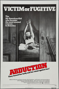 """Abduction & Others Lot (Venture, 1975). One Sheets (3) (27"""" X 41""""). Drama. ... (Total: 3 Items)"""
