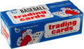Baseball Cards:Sets, 1975 Topps Baseball 500-Count Vending Box. ...