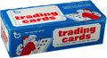 Football Cards:Sets, 1973 Topps Football 500-Count Vending Box....