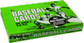 Baseball Cards:Sets, 1975 Topps Baseball Unopened Cello Box With 24 Packs. ...