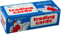 Hockey Cards:Unopened Packs/Display Boxes, 1972/73 Topps Hockey 500-Count Vending Box. ...