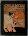 Books:Children's Books, [Arthur Rackham, illustrator]. Mother Goose. The OldNursery Rhymes. Century, 1913. First American trade edition...