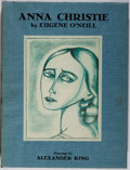 Books:Literature 1900-up, Eugene O'Neill. SIGNED LIMITED EDITION. Anna Christie.Liveright, 1930. First edition, one of 775 signed copies. ...