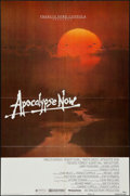"""Movie Posters:War, Apocalypse Now (United Artists, 1979). One Sheet (27"""" X 41"""")Advance . War.. ..."""