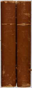 Books:Art & Architecture, [James Whistler, subject]. SIGNED LIMITED EDITION. E. R. and J. Pennell. The Life of James McNeill Whistler. Heinema... (Total: 2 Items)