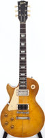 Featured item image of 1959 Gibson Les Paul Standard Sunburst Left-Handed Solid Body Electric Guitar, Serial # 9 0136....