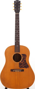 Musical Instruments:Acoustic Guitars, 1939 Gibson J-35 Natural Acoustic Guitar, Serial # EG-6540. ...