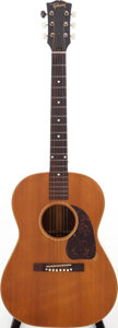 Musical Instruments:Acoustic Guitars, 1955 Gibson LG-3 Natural Acoustic Guitar, Serial # W1722. ...