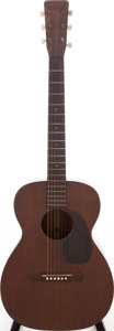 Musical Instruments:Acoustic Guitars, 1954 Martin 0-15 Natural Acoustic Guitar, Serial # 136505. ...