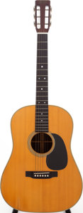 Musical Instruments:Acoustic Guitars, 1968 Martin 0-28S Natural Acoustic Guitar, Serial # 238370....