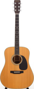 Musical Instruments:Acoustic Guitars, 1969 Martin D-35 Natural Acoustic Guitar, Serial # 246773....