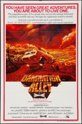 "Movie Posters:Science Fiction, Damnation Alley (20th Century Fox, 1977). One Sheet (27"" X 41"") Advance. Science Fiction.. ..."