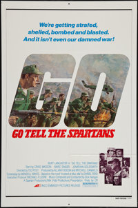"Go Tell the Spartans & Others Lot (Avco Embassy, 1978). One Sheets (3) (27"" X 41""). War. ... (Total: 3 Ite..."