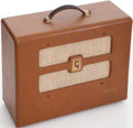 Musical Instruments:Amplifiers, PA, & Effects, 1950 Gibson BR-6 Brown Guitar Amplifier. ...