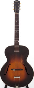 Musical Instruments:Acoustic Guitars, 1930s Gibson L-50 Sunburst Archtop Acoustic Guitar. ...