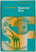 Books:Science Fiction & Fantasy, [Jerry Weist]. Larry Niven. INSCRIBED. Neutron Star. Macdonald, 1969. First British edition, first printing. Signe...