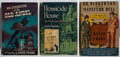 Books:Mystery & Detective Fiction, David Frome. Group of Three First or First Collected Edition Books.Various, 1934-1950. Overall very good.... (Total: 3 Items)