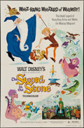 """Movie Posters:Animation, The Sword in the Stone (Buena Vista, R-1973). One Sheet (27"""" X41""""). Animation.. ..."""