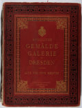 Books:Art & Architecture, [Art]. Konigliche Gemalde-Galerie zu Dresden. F. & O. Brockmann, [n.d., ca. 1894]. Folio. With 30 mounted black-and-...
