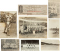 Baseball Collectibles:Others, 1920's-30's Texas League Memorabilia Collection....