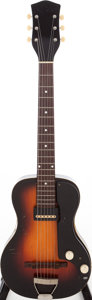 Musical Instruments:Electric Guitars, 1950s National Cosmopolitan Solid Body Electric Guitar, Serial #X17281. ...