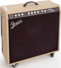 Musical Instruments:Amplifiers, PA, & Effects, 2003 Fender Vibro King Blonde Guitar Amplifier, Serial # 2840. ...