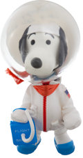 "Explorers:Space Exploration, Apollo 10: Original ""Snoopy Astronaut"" Doll Signed by MissionCommander Tom Stafford, Near Mint in Box...."