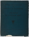 Books:Art & Architecture, Burlington Fine Arts Club. Catalogue of an Exhibition of Ancient Egyptian Art. Privately Printed, 1921. First editio...