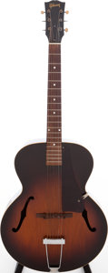 Musical Instruments:Acoustic Guitars, 1950s Gibson L-48 Sunburst Acoustic Guitar. ...
