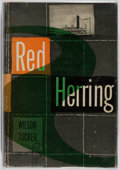 Books:Mystery & Detective Fiction, Wilson Tucker. Red Herring. Rinehart, [1951]. First edition.Jacket spine sunned, jacket worn and thumbsoiled, c...