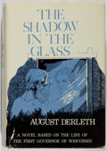 Books:Horror & Supernatural, August Derleth. The Shadow in the Glass. Duell, Sloan, [1963]. First edition. Ex-library copy, with pocket remov...
