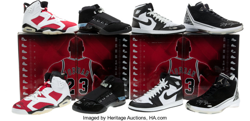 watch d8b01 c5c57 Michael Jordan Air Jordan Countdown Pack Collezione With Six ...