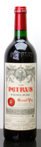 Red Bordeaux, Chateau Petrus 1998 . Pomerol. Bottle (1). ... (Total: 1Btl. )