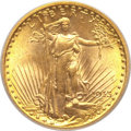 Saint-Gaudens Double Eagles, 1913 $20 MS64 PCGS. CAC....