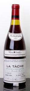Red Burgundy, La Tache 1985 . Domaine de la Romanee Conti . lwasl,#000172. Bottle (1). ... (Total: 1 Btl. )