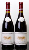 Red Burgundy, Musigny 2005 . J.F. Mugnier . Bottle (2). ... (Total: 2Btls. )