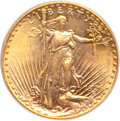 Saint-Gaudens Double Eagles, 1926-S $20 MS62 PCGS....