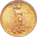 Saint-Gaudens Double Eagles, 1924-S $20 MS64 NGC....