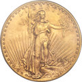 Saint-Gaudens Double Eagles, 1914 $20 MS64 PCGS....