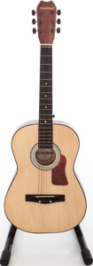 Musical Instruments:Acoustic Guitars, First Act MG360 Natural Student Acoustic Guitar. ...